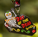 Day of the Dead 5K & 10K - Clearance from 2018 registration logo