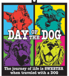 Day of the Dog - Run, Walk or Jog 1 Mile, 5K, 10K, 13.1, 26.2 registration logo