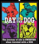 Day of the Dog - Run, Walk or Jog 1 Mile, 5K, 10K, 13.1, 26.2 registration logo