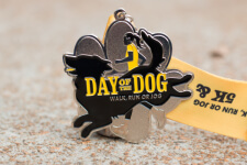 Day of the Dog - Run, Walk or Jog 5K & 10K - Clearance from 2017 registration logo