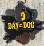 Day of the Dog - Run, Walk or Jog 5K & 10K registration logo