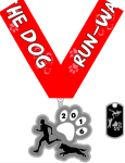 Day of the Dog - Run, Walk or Jog 5K registration logo
