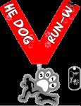 Day of the Dog - Run, Walk or Jog 5K registration logo