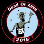 Dead or Alive 5K/10K registration logo