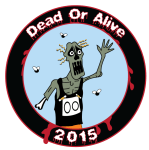 Dead or Alive 5K/10K registration logo