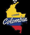 December - Race Across Colombia 5K, 10K, 13.1, 26.2 registration logo