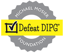Defeat DIPG Virtual Race registration logo
