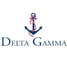 Delta Gamma Anchors Away 5K registration logo