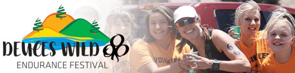 Deuces Wild Endurance Festival registration logo