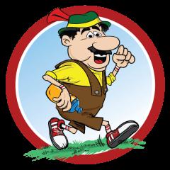 Deutschen Pfest Pfun Run registration logo