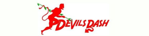 Devil's Dash registration logo