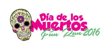 Dia De Los Muertos registration logo