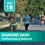 Diamond Dash registration logo