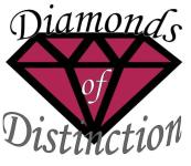 Diamond's BEdazzled Walk/Run registration logo