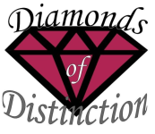 Diamond's BEdazzled Walk/Run registration logo