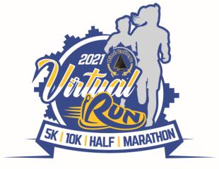 Dine' College Virtual Race registration logo