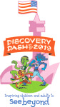 Discovery Dash 5K and 10K registration logo