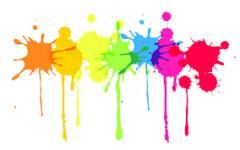 Do or Dye Color Run/Walk registration logo