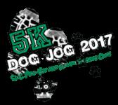 Dog Jog 5K Fundraiser registration logo