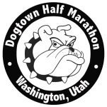 Dogtown Half Marathon, Double Dog Dare, 5K and Kids Run registration logo