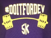 DoItForDev 5k registration logo