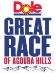 Dole Great Race - Road Half Marathon, Trail Half Marathon, 10K, 5K, 1M registration logo