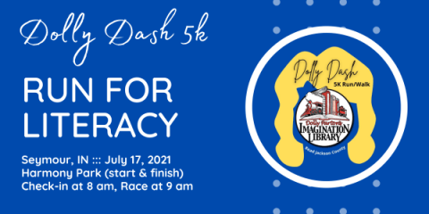 Dolly Dash registration logo