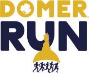 Domer Run registration logo