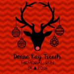 Donna Kay Treesh Memorial Run registration logo