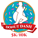 Donut Dash 5K/10K registration logo