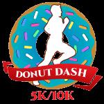 Donut Dash 5K/10K registration logo