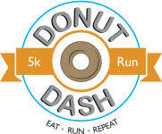 Donut Dash registration logo