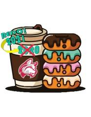 Donut Run registration logo