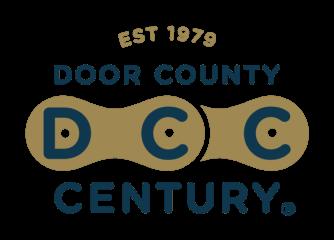 Door County Century Bike Ride registration logo