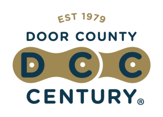 Door County Century Bike Ride registration logo