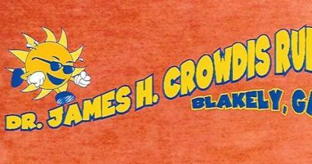 Dr. James H. Crowdis Run registration logo