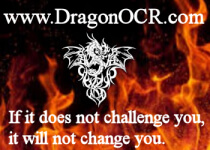 Dragon OCR June 8 Elite option registration logo