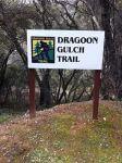 Dragoon Gulch 5K Family Run & Hike registration logo