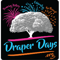 Draper Days 1K & 5K registration logo