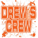 Drew's Crew 5K Colorfest Run registration logo