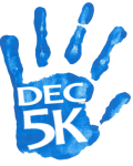 Drug Endangered Children  5k Run/Walk registration logo