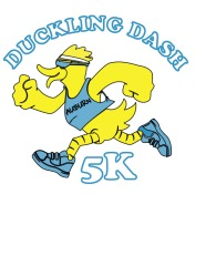 Duckling Dash 5K registration logo