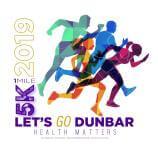 Dunbar Let's GO 5K registration logo