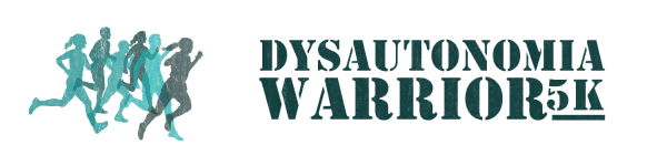 Dysautonomia Warrior 5k  registration logo