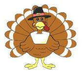 Earn Your Turkey registration logo