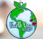 Earth Day 5K/10K registration logo