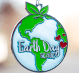 Earth Day 5K/10K - Clearance from 2018 registration logo
