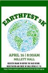 EarthFest 5K registration logo