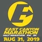 East Canyon Marathon registration logo