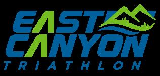 EAST CANYON TRIATHLON registration logo